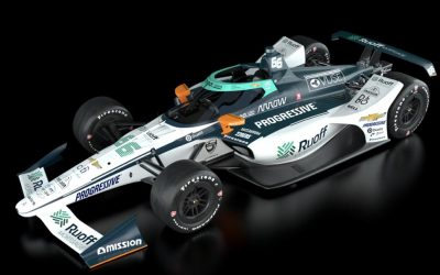 DUELIT SPONSORING ARROW MCLAREN SP IN INDY 500